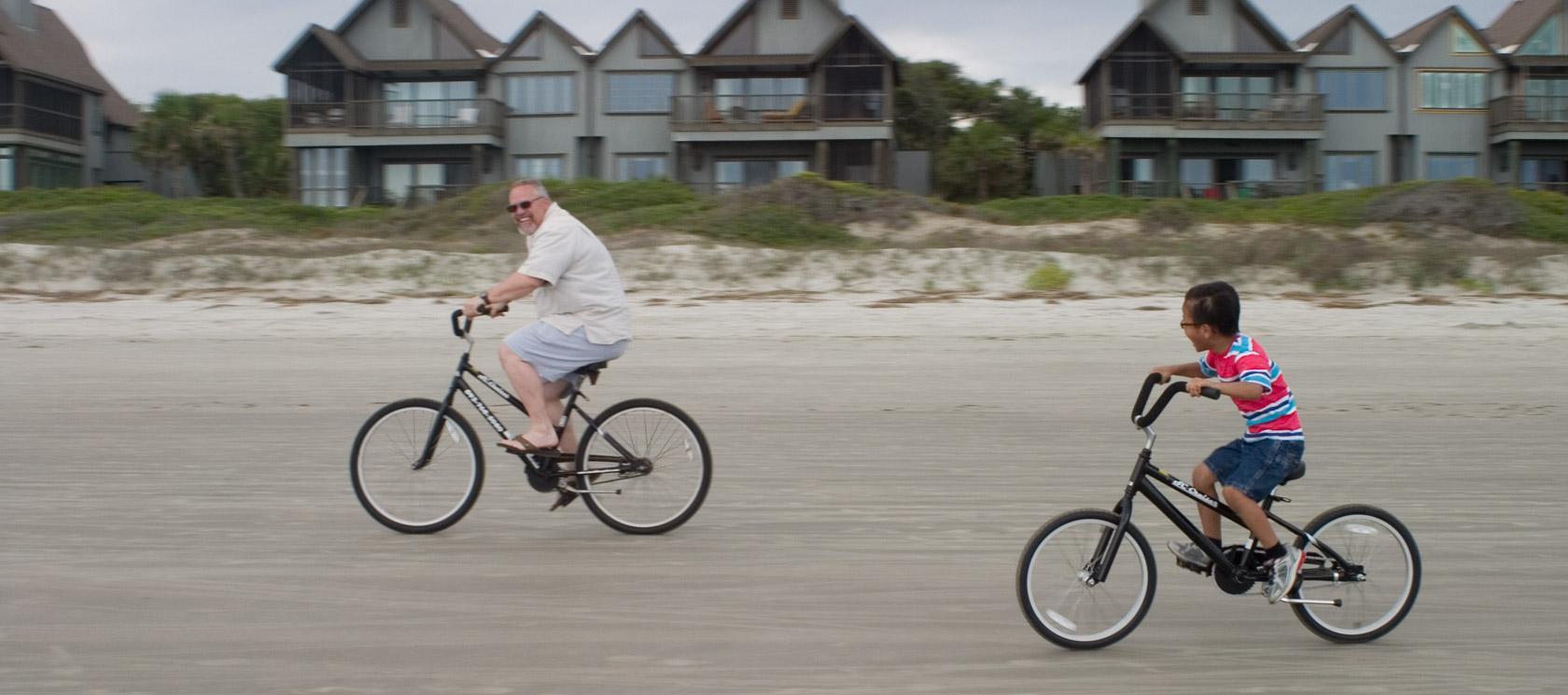 Kiawah Island Bike Rentals